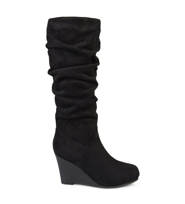 Brinley Co Regular Slouchy Mid Calf