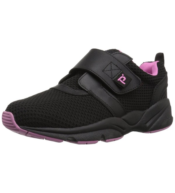 Propet Womens Stability Strap Sneaker