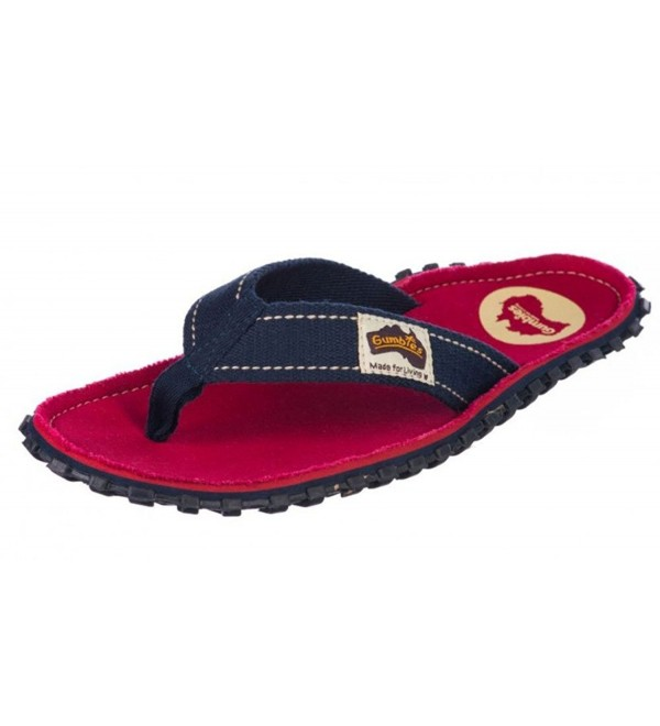 Gumbies Unisex Flip Sandals Farbe
