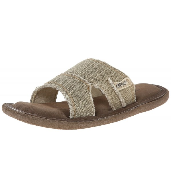 Crevo Baja Dress Sandal Beige