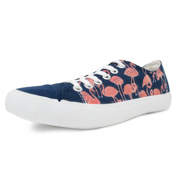 Flamingo Sneakers Party Clothes Tennis