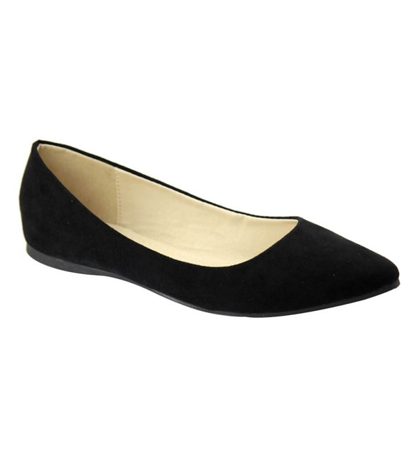 Womens Classic Pointy Ballet Casual