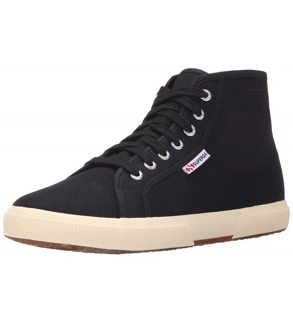 Superga Womens Fashion Sneaker Black