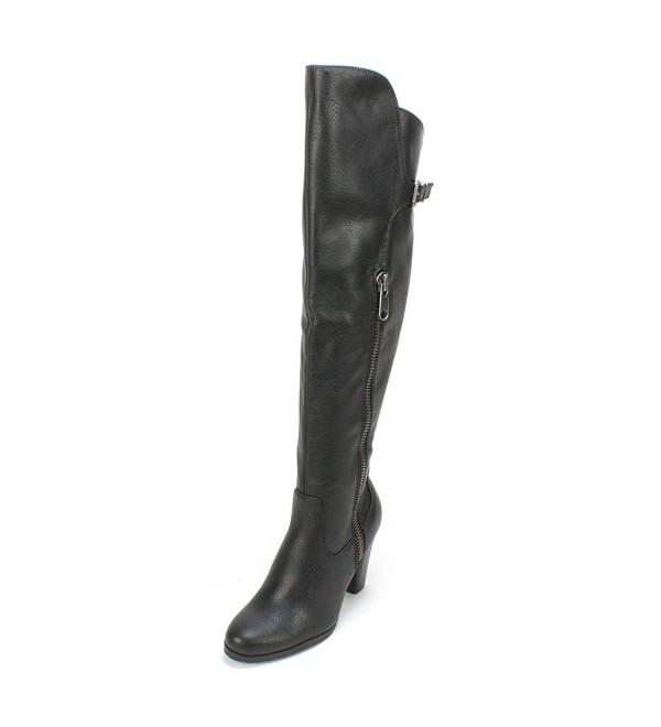 Rialto Violet Womens Boot Black