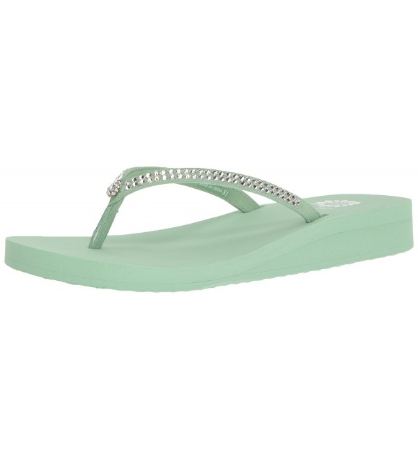 Yellow Box Womens Jello Sandal