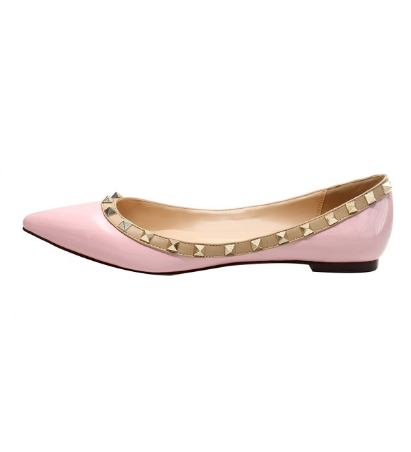 fast charm Womens Pointed Rivets