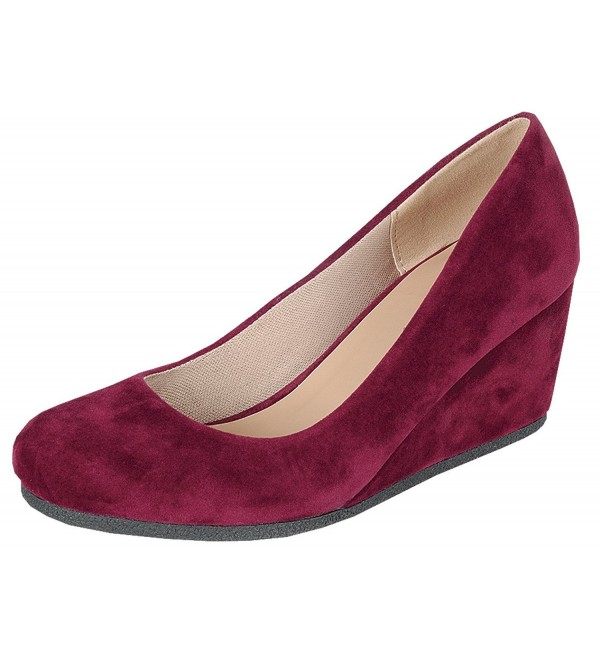 Forever Link Womens Classic Burgundy