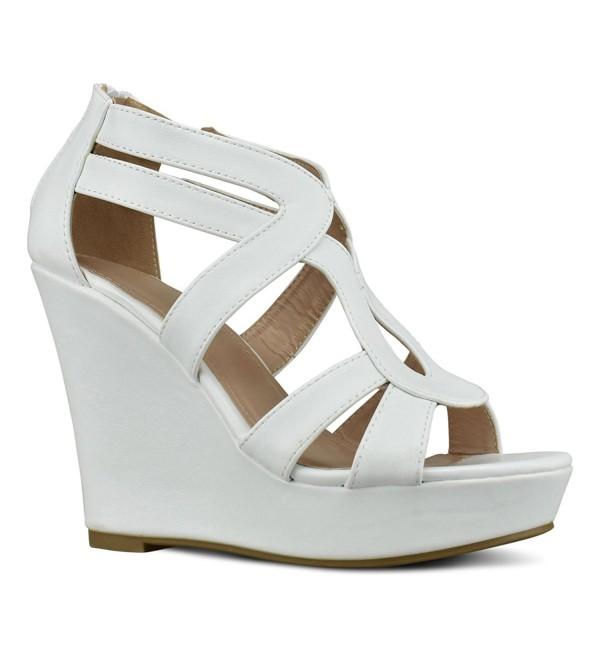 Heel Wedge Sandals - Summer Women Shoes