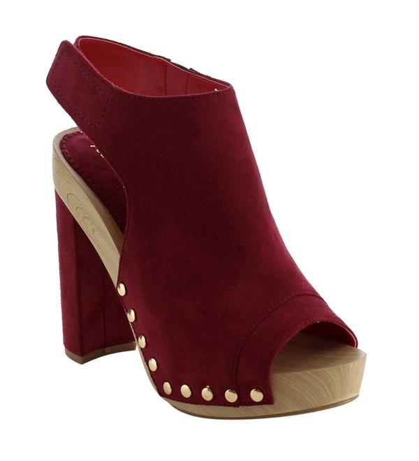 Reneeze AF77 Womens Studded Sandals