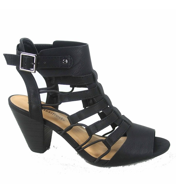 Delicious Awesome s Fashion Strappy Gladiator