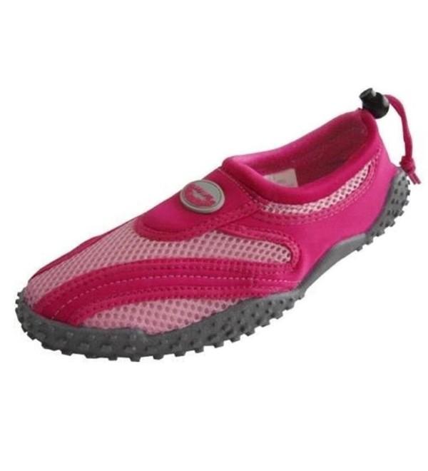 Wave Ladies Aqua Shoe Fuchsia