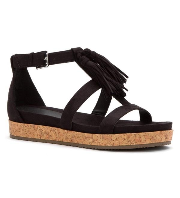 Indigo Rd Womens T Strap Sandals