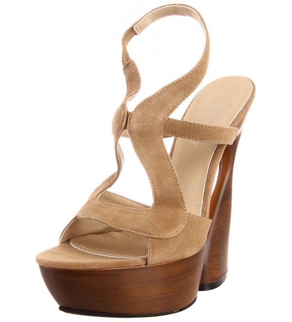 Pleaser Womens Swan 657 TPS Ankle Strap