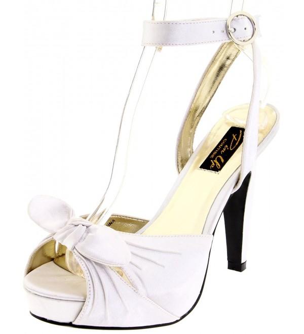 Pleaser Womens Bettie 04 IV Ankle Strap