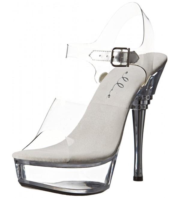 Ellie Shoes Womens Platform Sandal