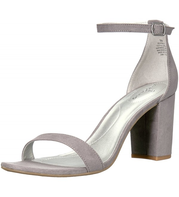 Bandolino Womens Armory Heeled Heather