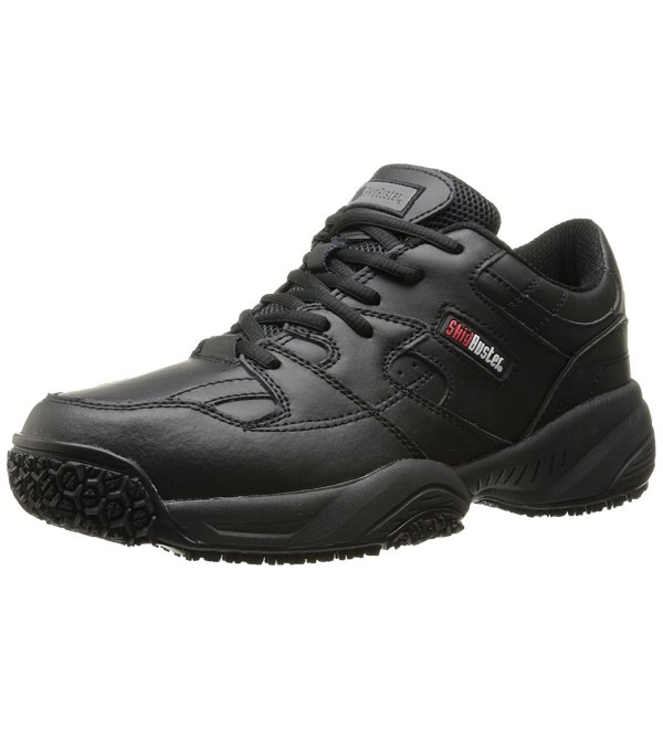 Skidbuster Leather Comfort Resistant Athletic