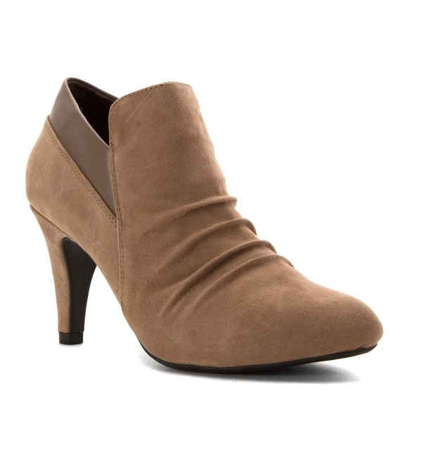 Me Too Womens Devyn Suede