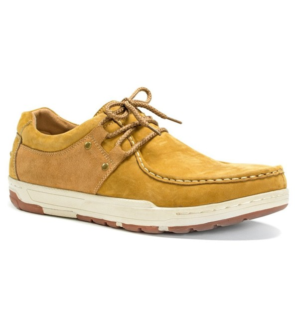 Luks Mens Ross Shoe Camel