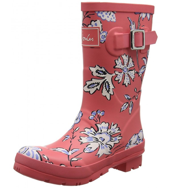 Joules Womens Indienne Floral Knee High