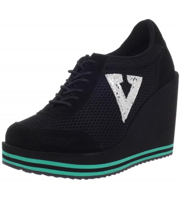 Volatile Womens Rappin Fashion Sneaker
