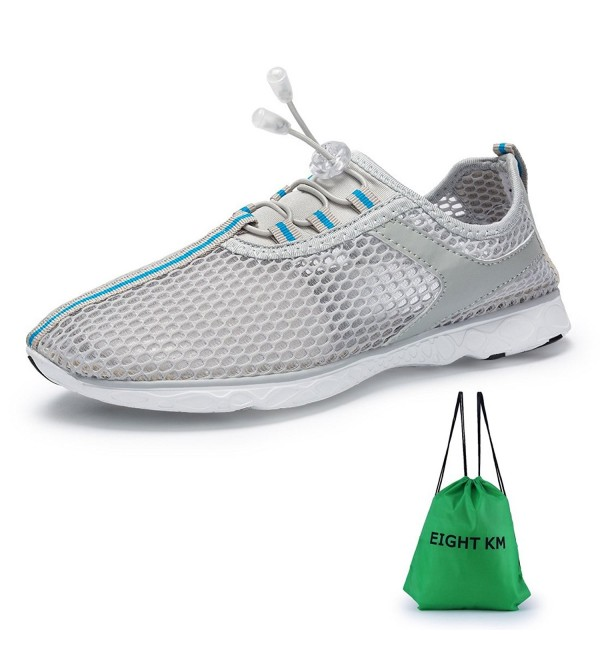 EIGHT KM Womens Water Drying Grey 41