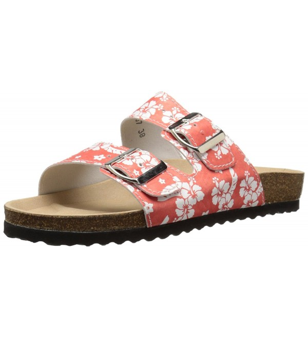Re Sole Womens Buckle Sandal Hawaii