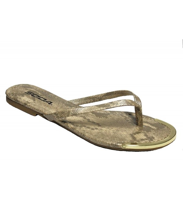 Union Womens Metal Protected Thongs