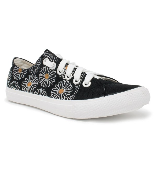 Flower Sneakers Pretty Daisey Tennis