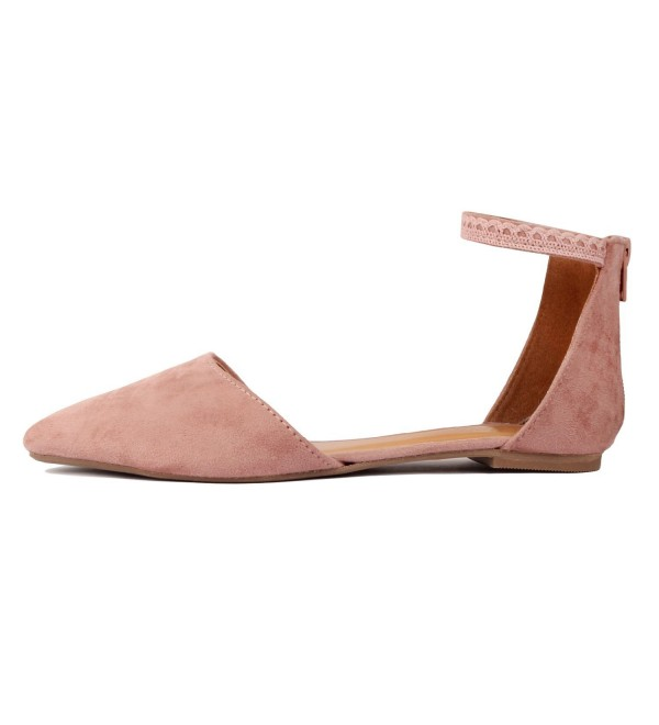 Guilty Heart Womens Pointed Comfortable