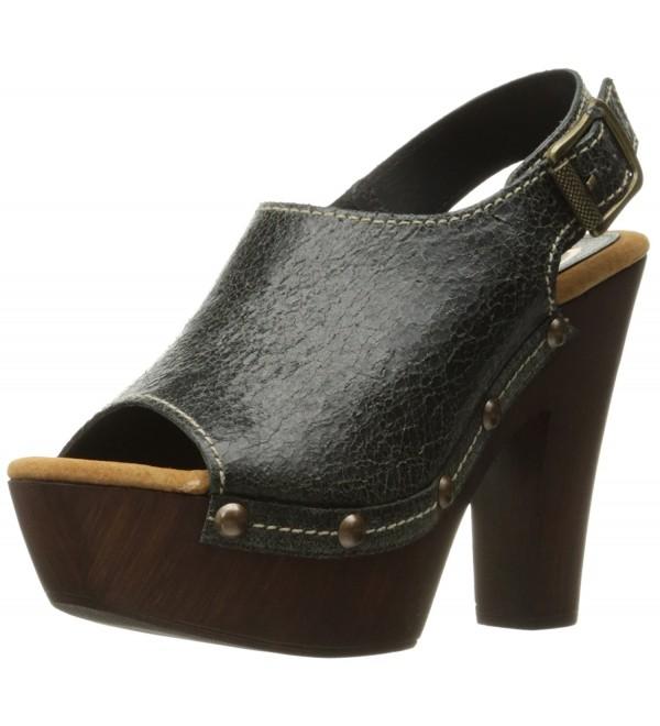 Sbicca Womens Ablaze Heeled Sandal
