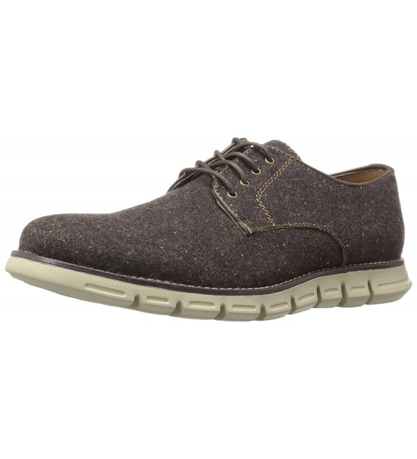 GBX Mens Hack Oxford Brown