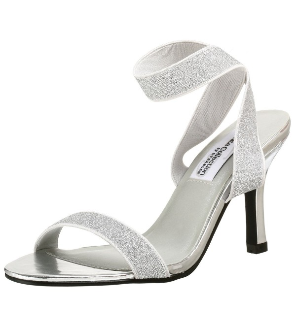 Dyeables Womens Bestbet Sandal Silver