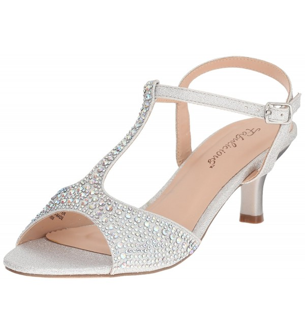 Fabulicious Womens AUD05 Sandal Shimmering
