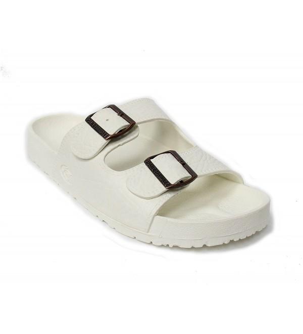dfab2d1f2229 Jesus Buckle Sandal - White - CM1862C9ZO2