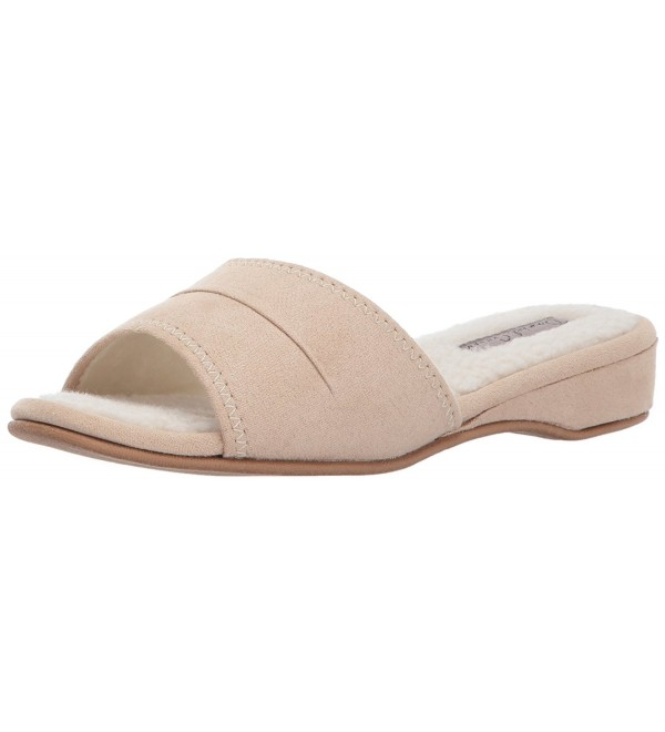 Daniel Green Womens Dormie Slipper