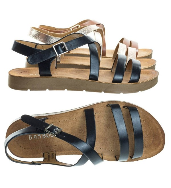 Marmie Instep Outsole Strappy Fisherman
