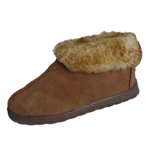 Woolworks Australian Sheepskin Slippers Suede