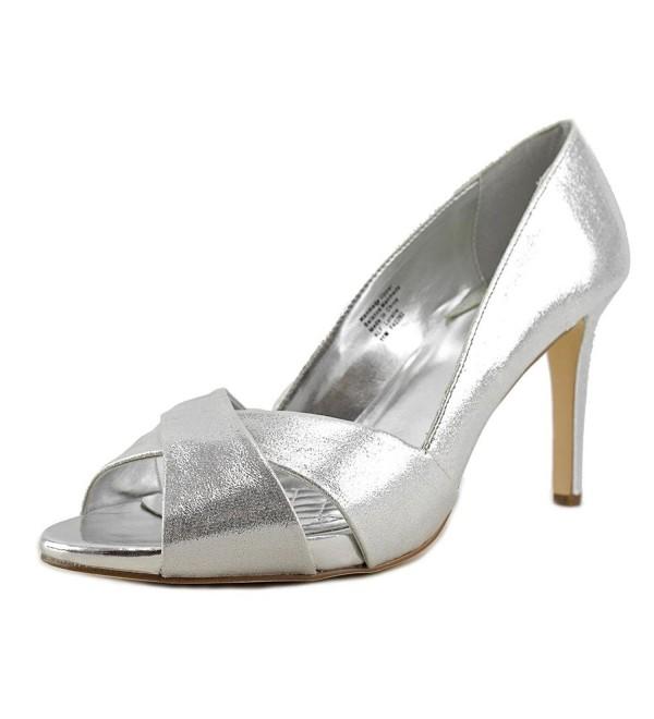 Alfani Womens loralie Classic Silver