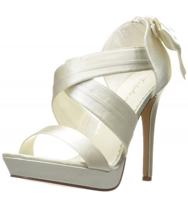45e203407e6 Women s Lumina29 Zipper Fashion Pumps - Ivory Satin - CK11KFZ3GIZ