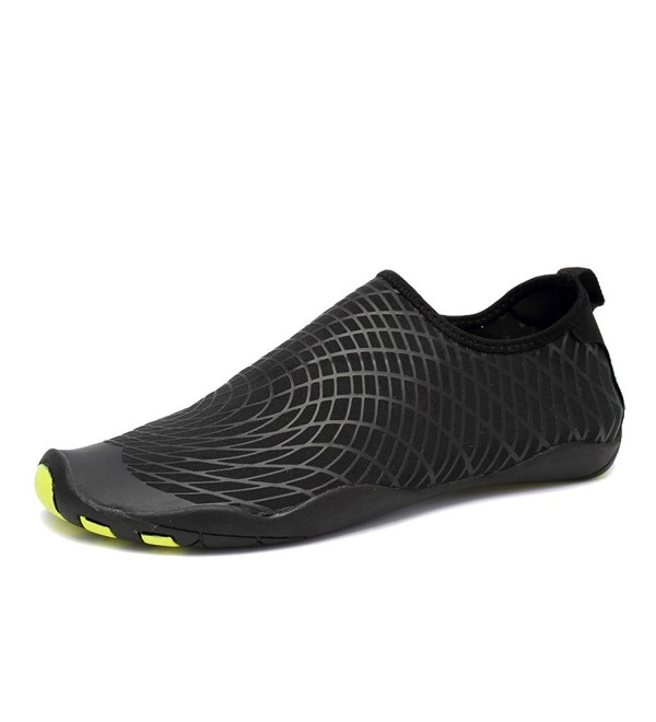 EQUICK Barefoot Sports Sneakers Y Black