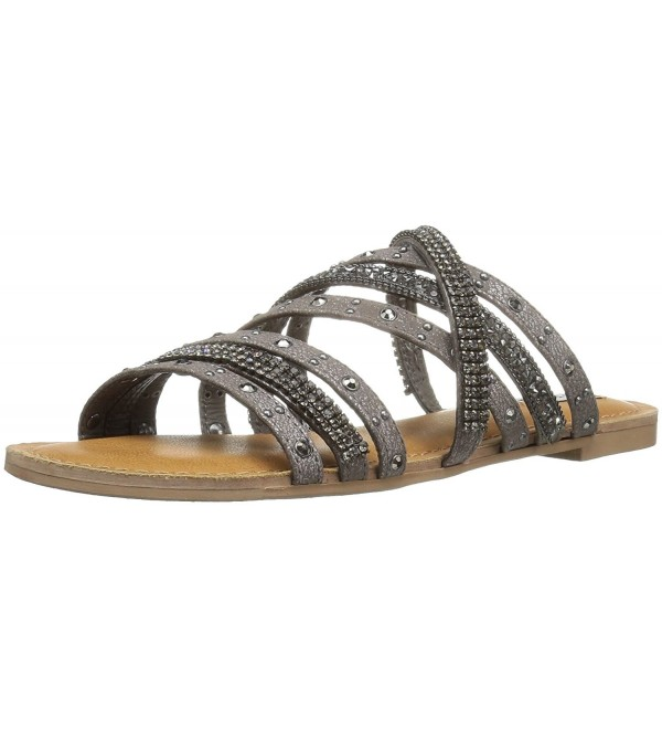 Not Rated Womens Caviar Sandal