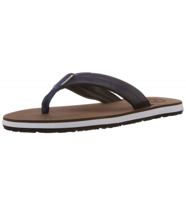 Sole Threads Swoosh Brown Sandals