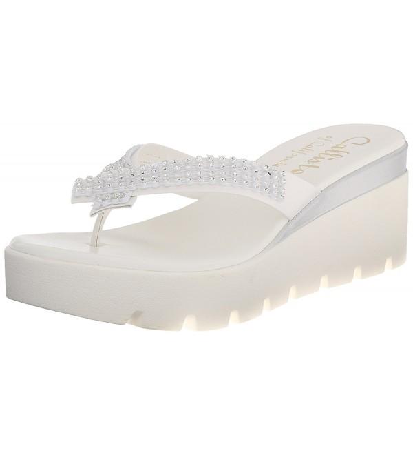 Callisto Womens Simie Wedge Sandal
