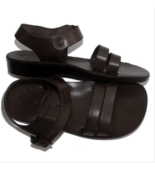 Children Genuine Leather Biblical Sandals