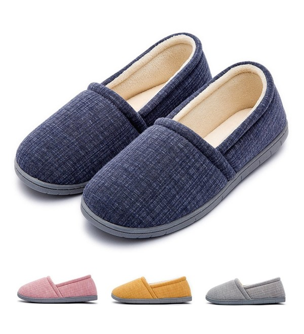 Cozy Niche Knitted Vertical Slippers