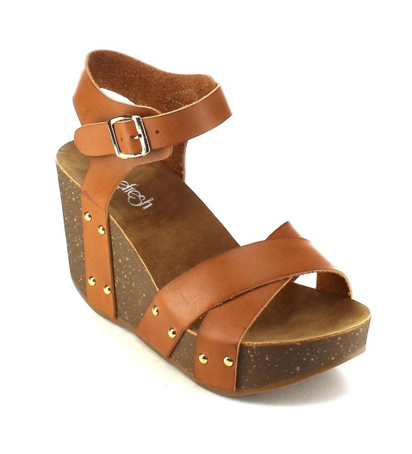 Refresh Mara 05 Comfort Platform Sandals