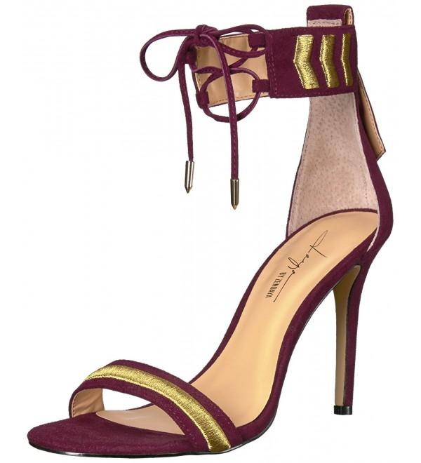 Daya Zendaya Womens Heeled Sandal