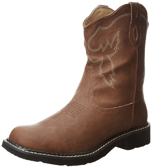 Roper Womens Chunk Boot Brown