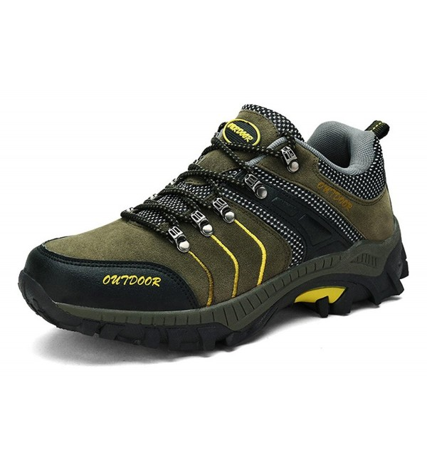 Climbing Cross Hiking JiYe ArmyGreen 8 5US Men